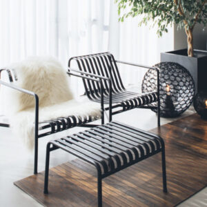 HAY_palissade_lounge-chair_DoSouth and ottoman