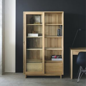 wave storage cupboard Ethnicraft DoSouth