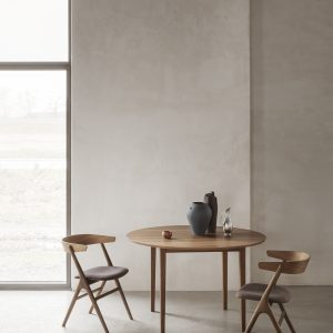 Sibast No 3 Dining Table_smoked oak_v2